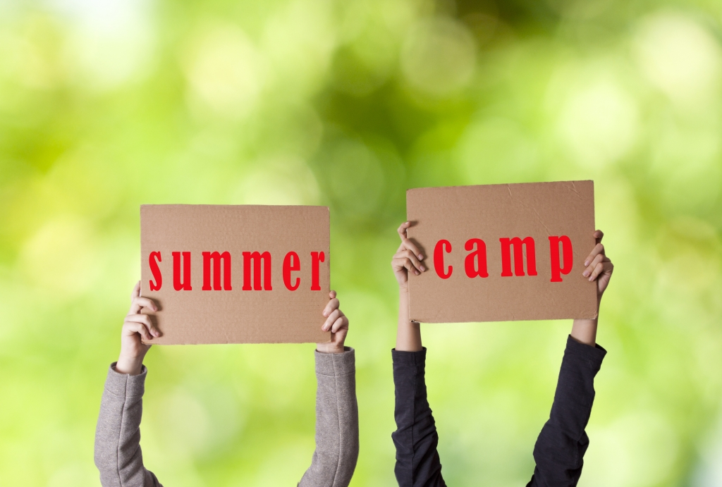 yoga summer camp
